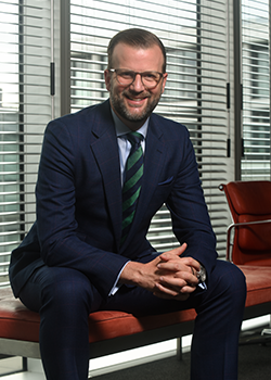 Insurance Times Awards Judge | Alistair Fraser, Chief Executive Officer, UK Corporate, Marsh Limited