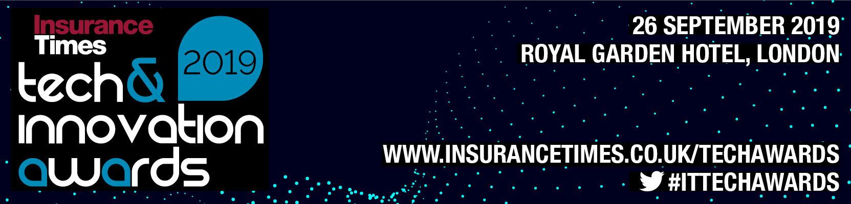 Insurance Times Tech & Innovation Awards